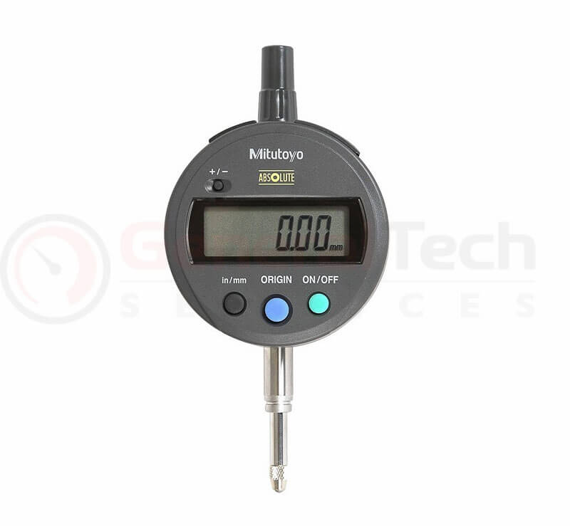 Electronic Test Indicator Series 213 : Mitutoyo absolute digimatic slim body